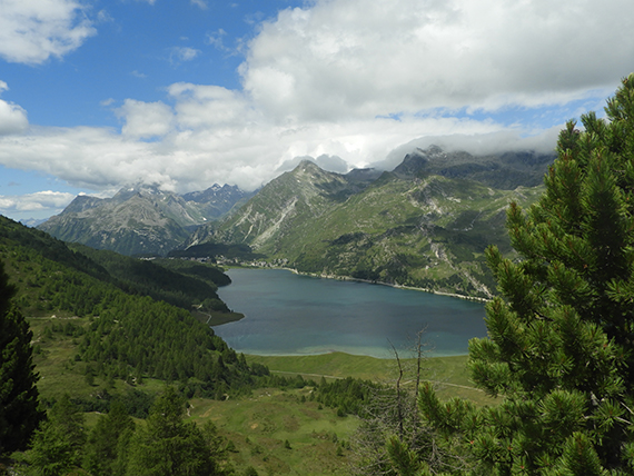 lago dell'Engadina
