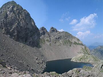 Laghi della Val Gerola